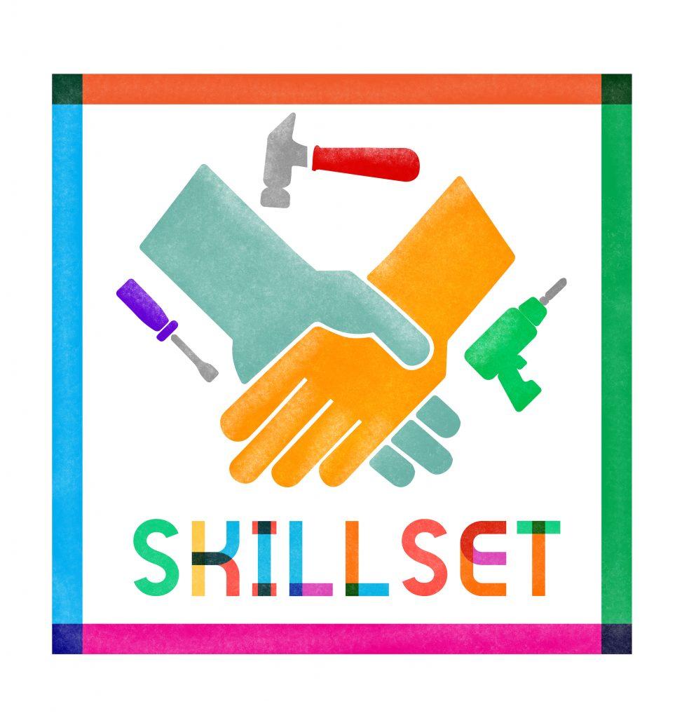 The SkillSet logo